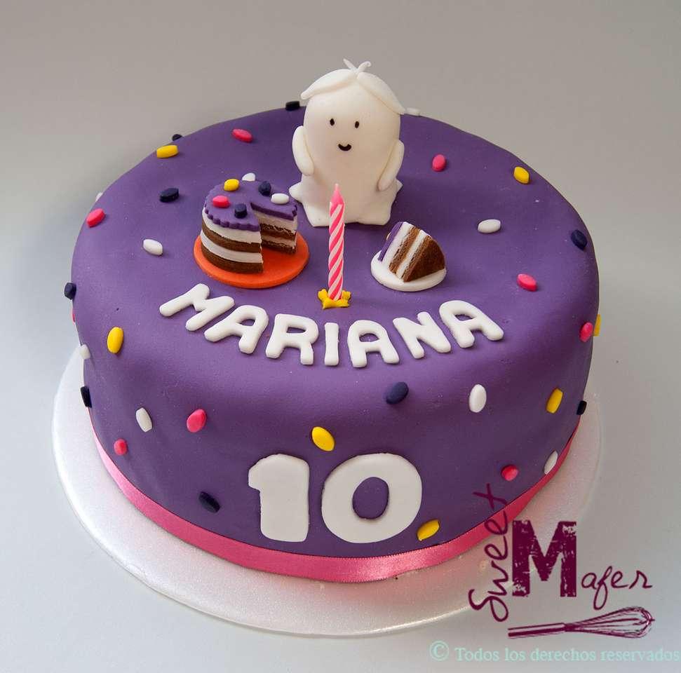 Αυτό το κέικ για το οποίο είστε 10 ετών