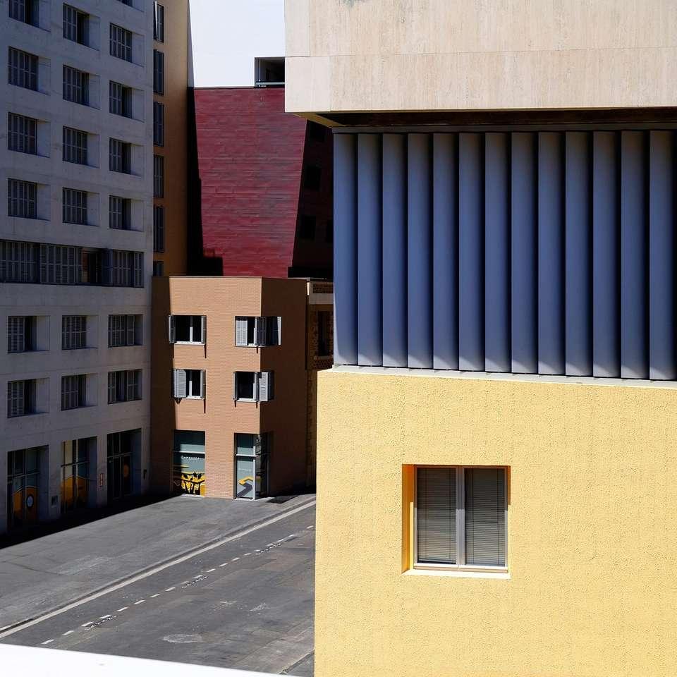 Foto de edifícios em Grécia