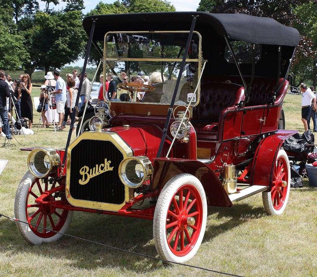 Vintage Auto.