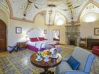 Room in an Italian hotel