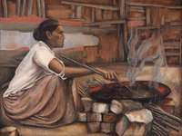 """Torrando Cafe"" z Anity Malfatti (1930)"