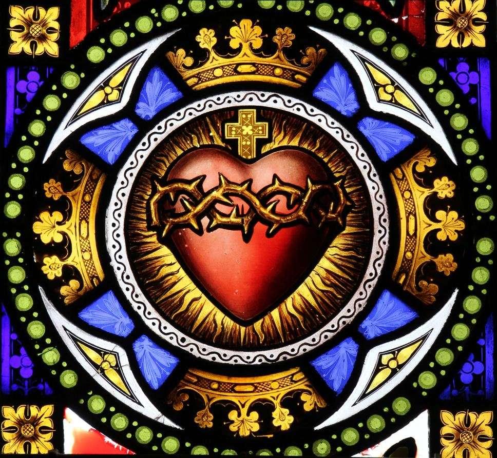 Coração Eucarístico de Jesus