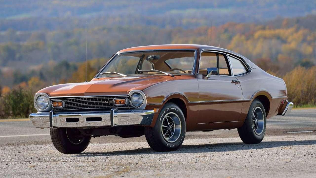 1974 Ford Maverick Zwei-türiges Coupé
