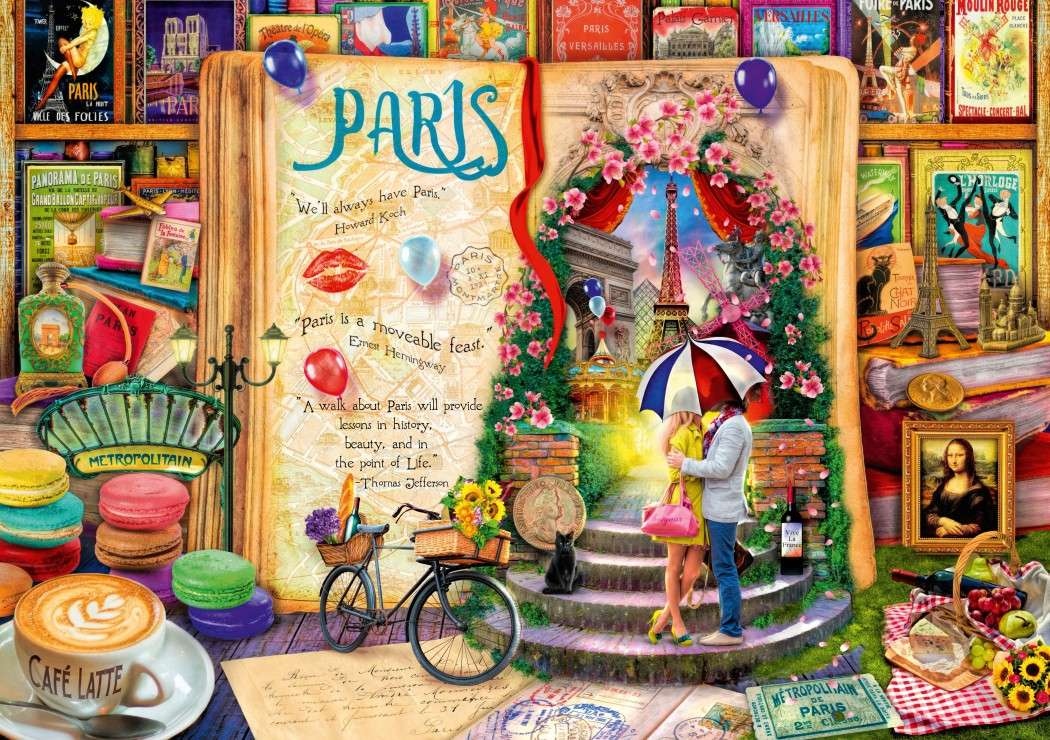 Paryż-paris