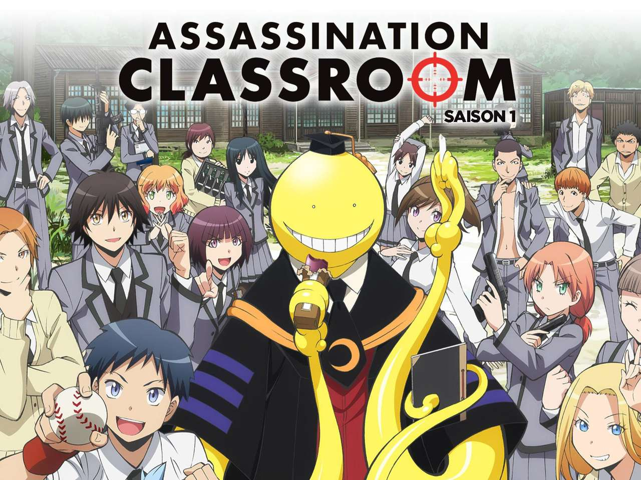 Attentat-Klassenzimmer Puzzle