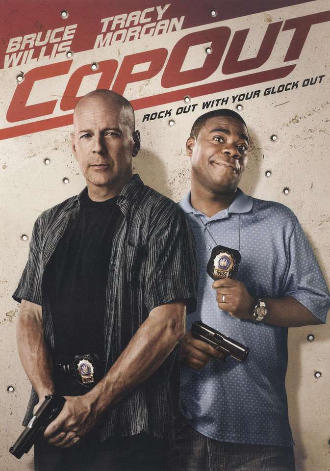 Cop Out (cartaz)
