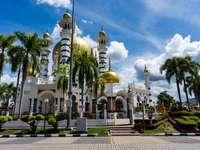 Masjid Ubudiah o Mezquita Ubudiah