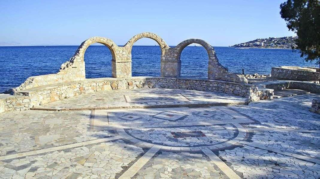 Salamina Greek Island