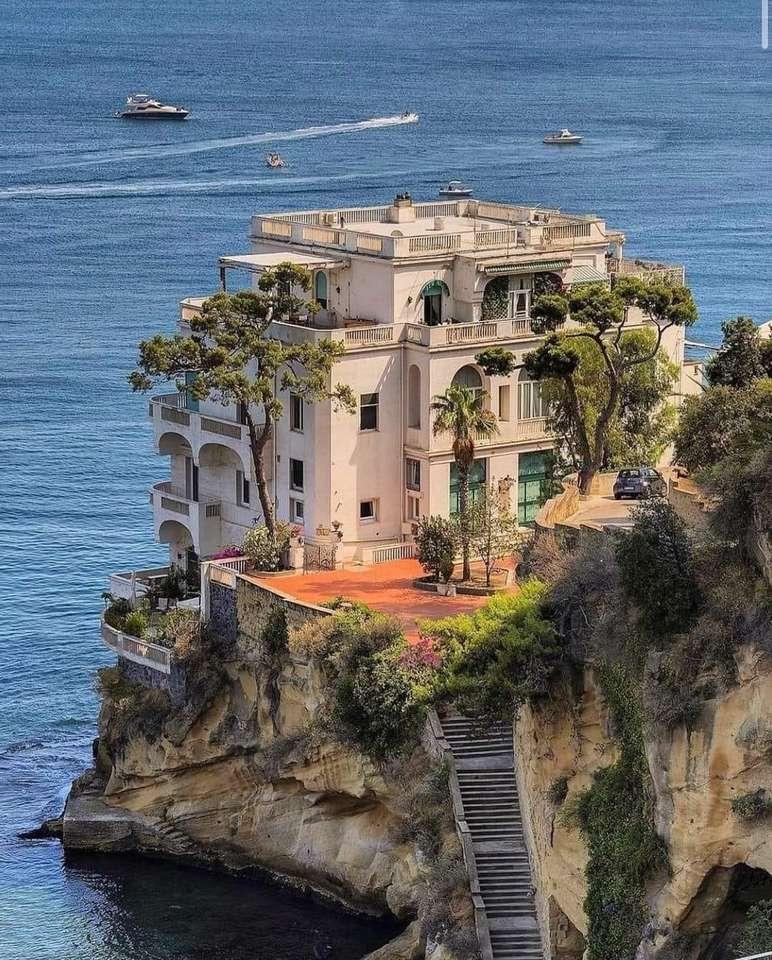 Villa in Posillipo Naples Italy