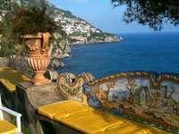 Amalfikusten Italien