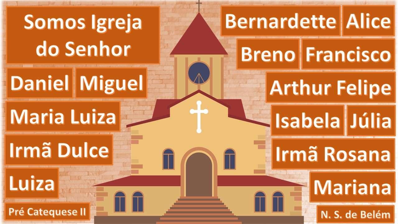 Jesteśmy Kościołem Panie
