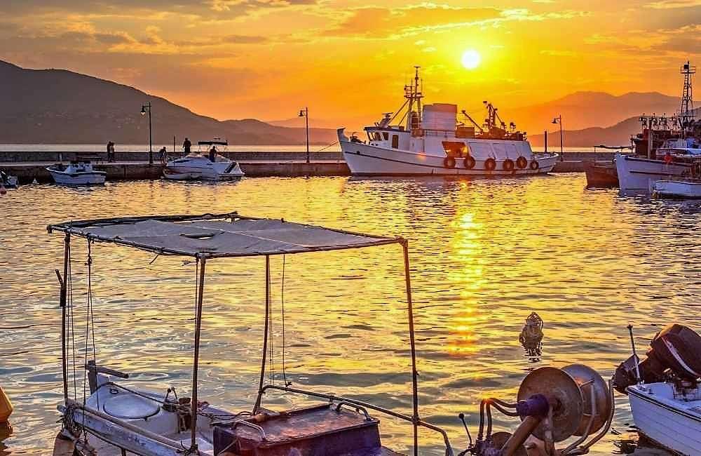Insula Euboea Greacă