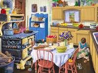 La cocina de nana