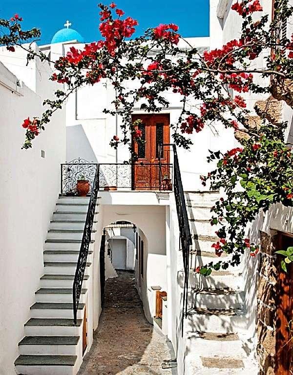 Skyros Greek island