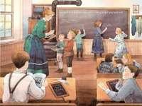 Die ältere Schulschule