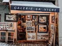 Montmartre - Paryż.