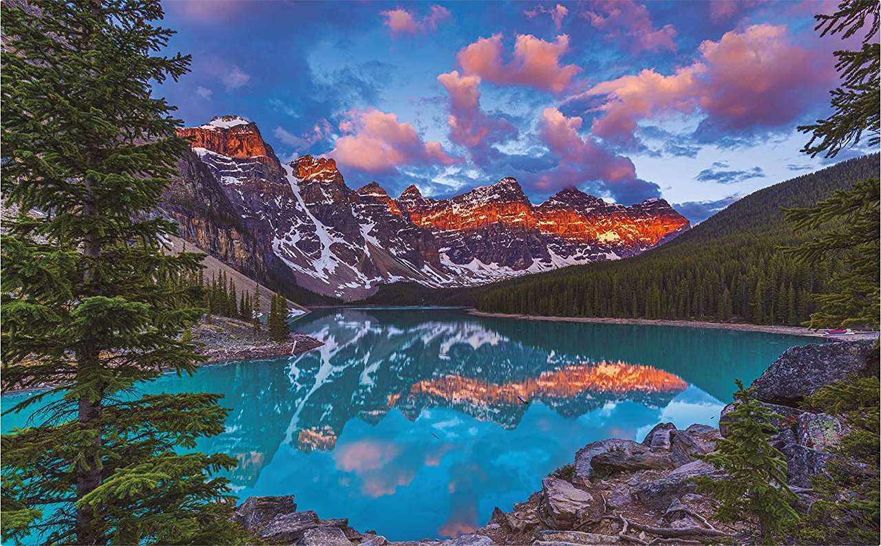 Morena Lake Canada.