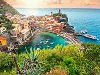 Cinque Terre National Park,Liguria,Italy