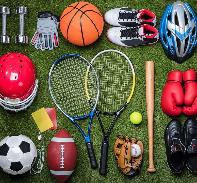 Attrezzatura sportiva