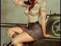 Kobieta w zbiorniku ..........