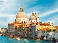 Venedig-Kathedrale Puzzle