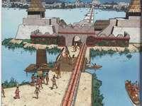 Aztec Aqueduct.