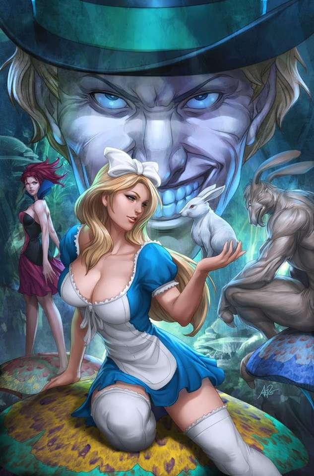 Alice ...................