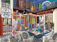 Kolorowy sklep