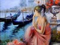 Sny před krásnými Benátky