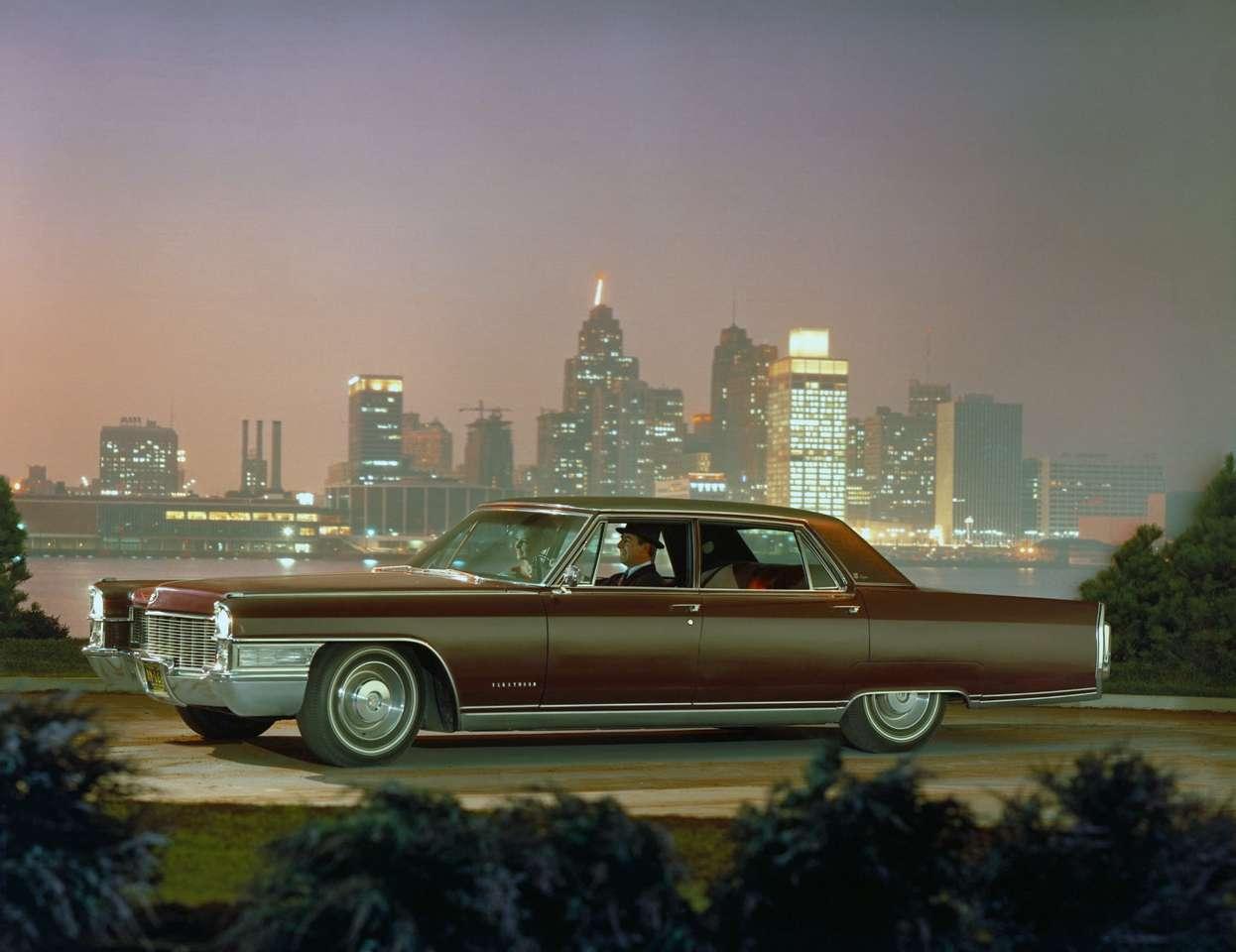1965 Cadillac de Ville jigsaw puzzle