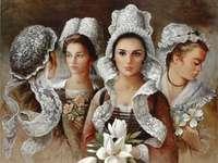 Каперки и традиционни костюми