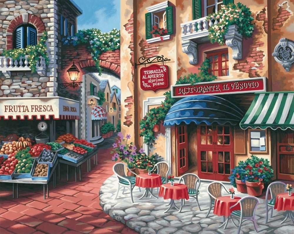 Alley Streets - Olaszország