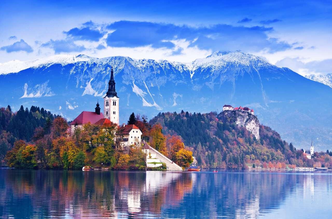 Słowenia, Europa