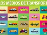 Transportmiddelen