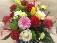 Kytice květin