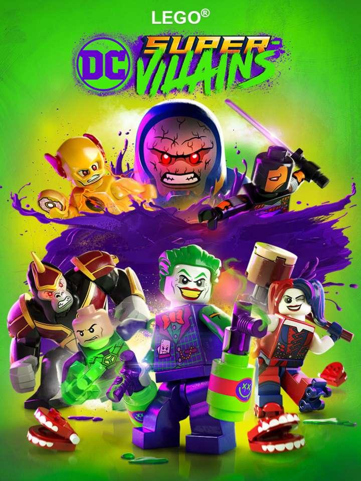 Super-cadiaini LEGO DC