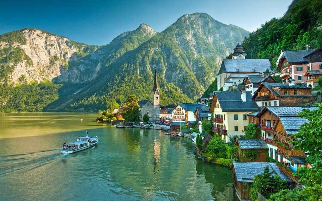 Alpes pittoresques puzzle