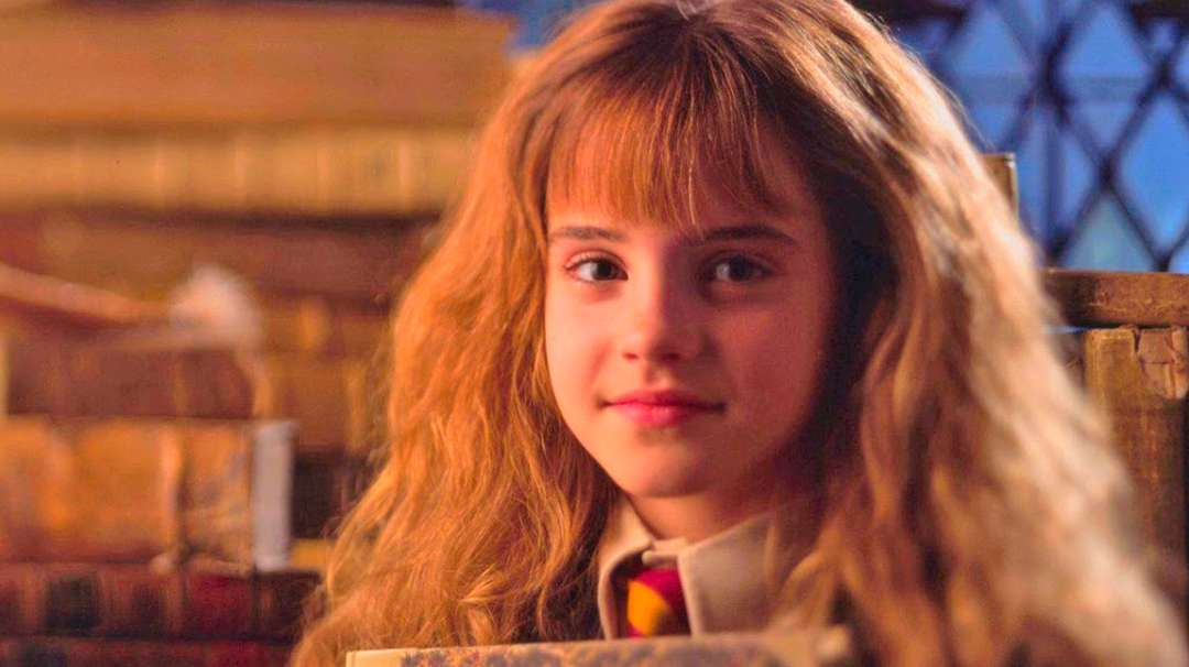 Hermione. legpuzzel
