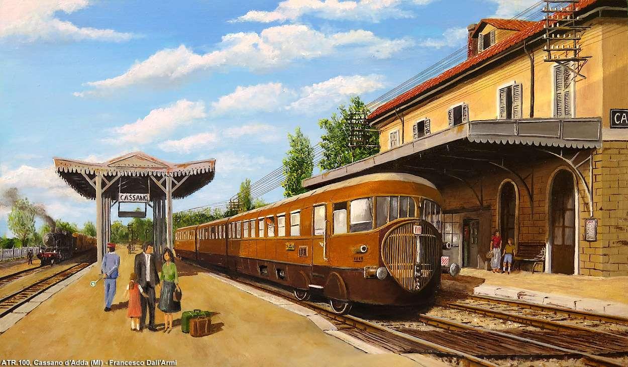 Dipinto Ferroviario 15 puzzle online