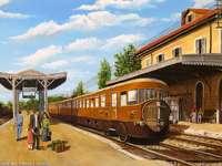 Dipinto Ferroviario 15