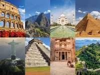 7 Wonders of the World❤️❤️❤️❤️❤️