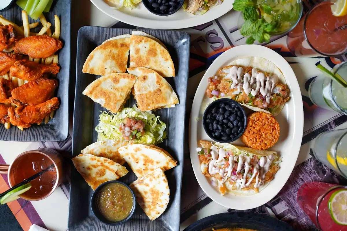Quesadilla's & Taco's puzzel