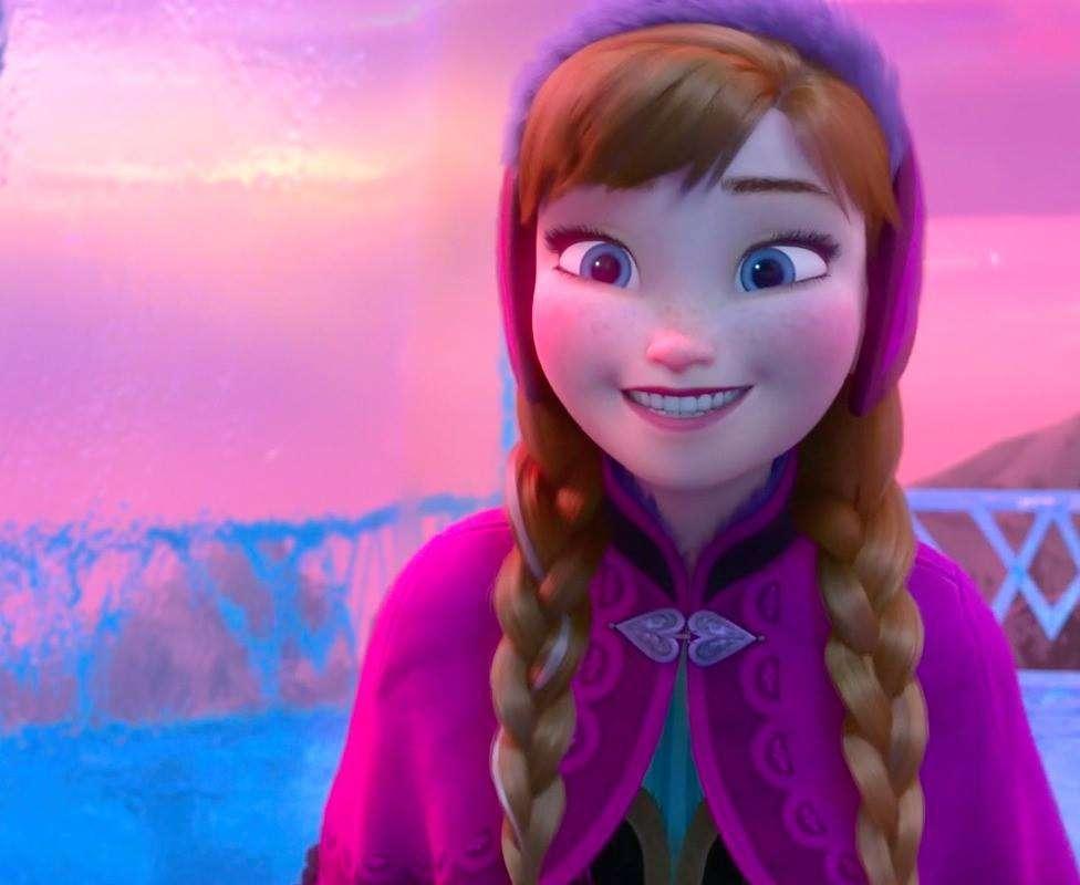 Frozen... puzzle