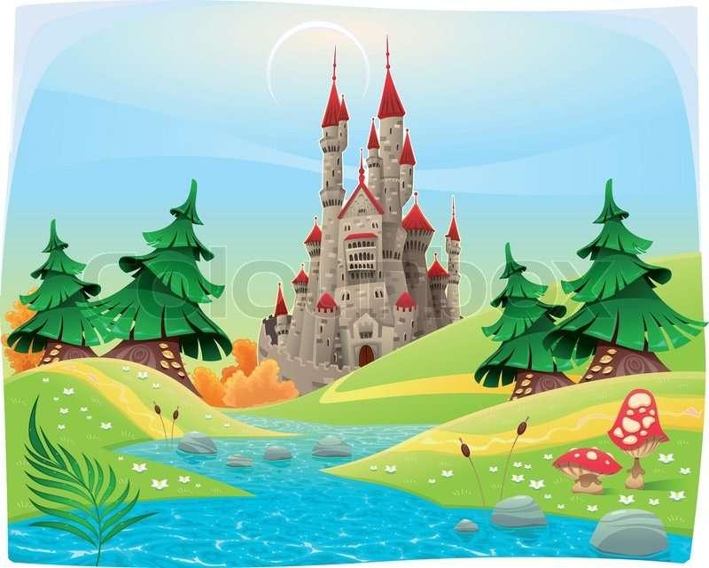 Bild - Disneyland Castle