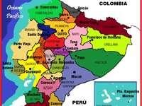 Ecuador provinces and capitals