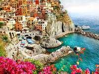Italy- coast