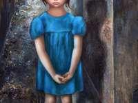 Marguerite aux grands yeux