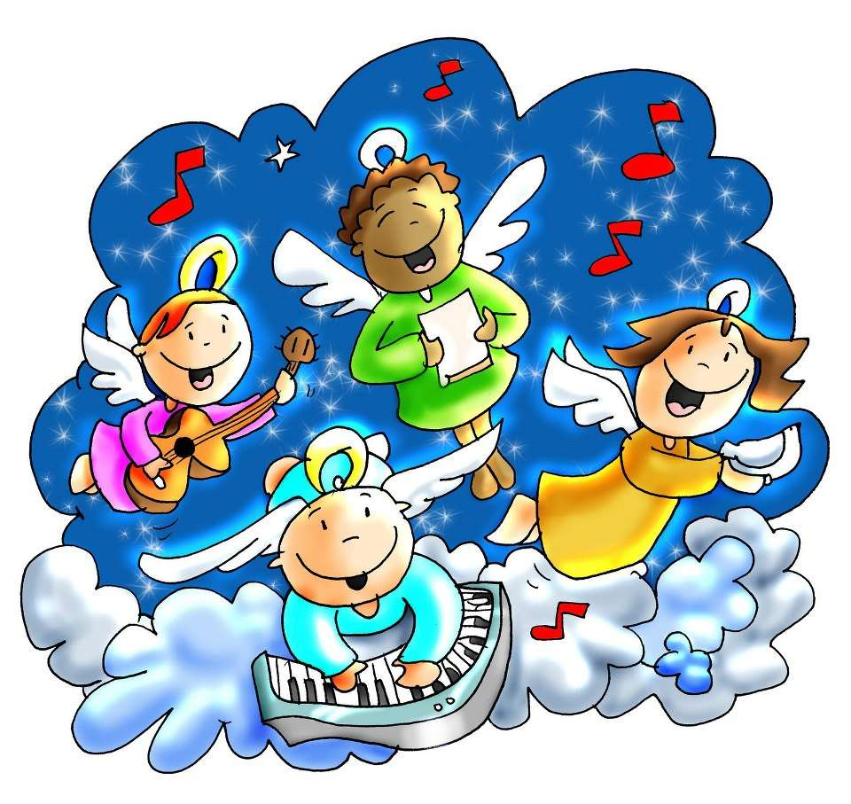 Little angels jigsaw puzzle