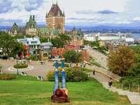 Kanadai város- Quebec
