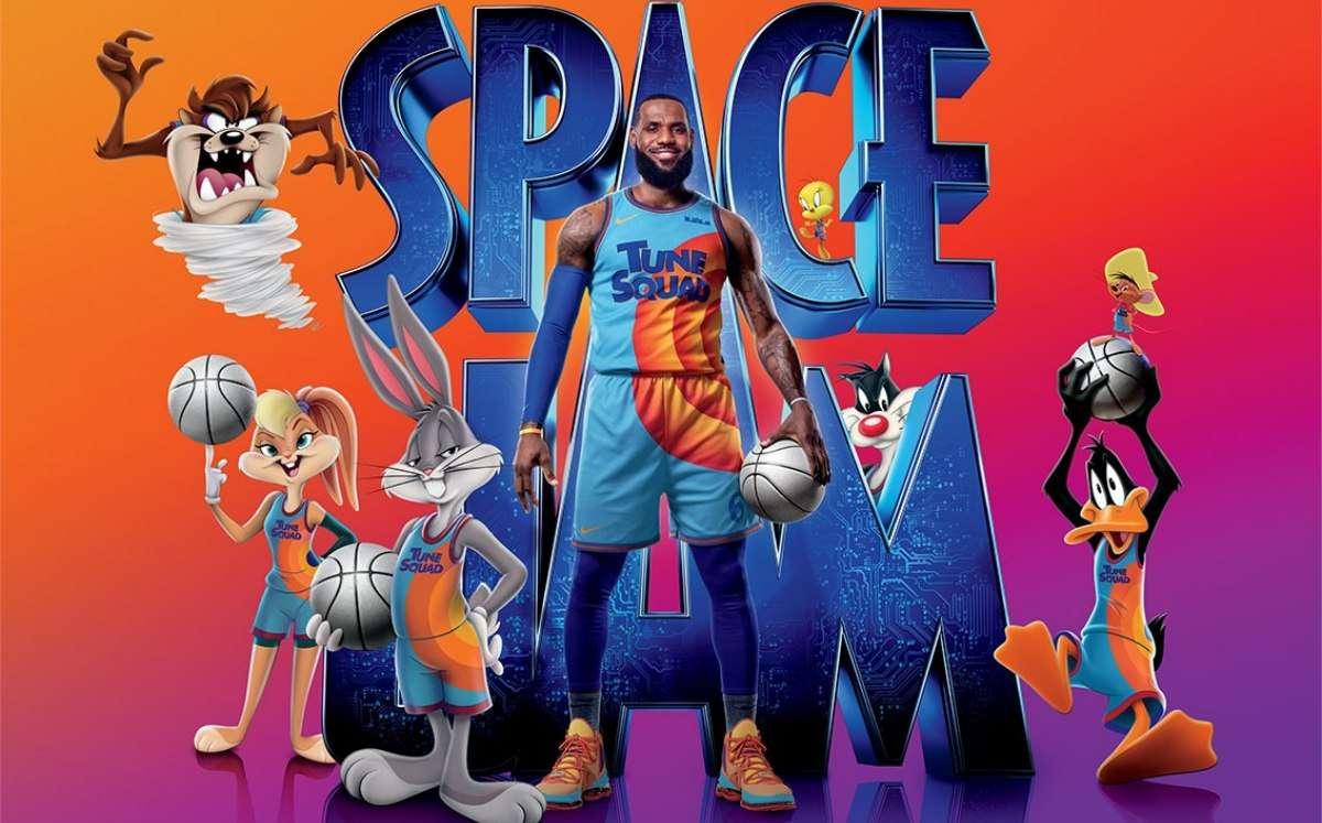 SPACE JAM 2 jigsaw puzzle